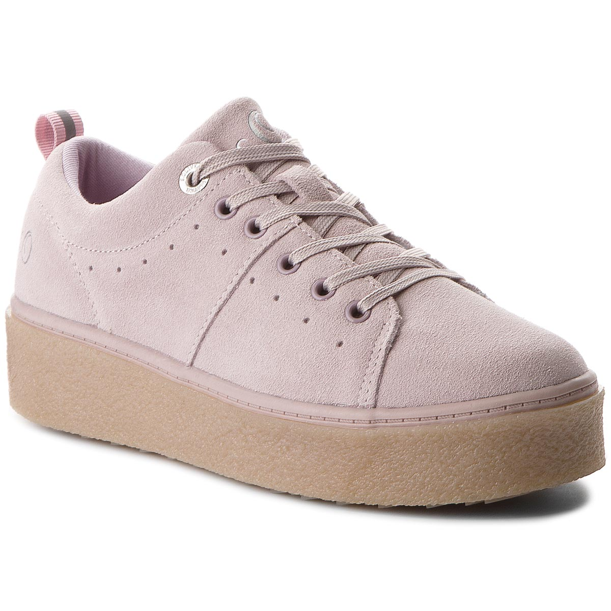 Sneakersy S.OLIVER - 5-23629-20 Lt Rose 546