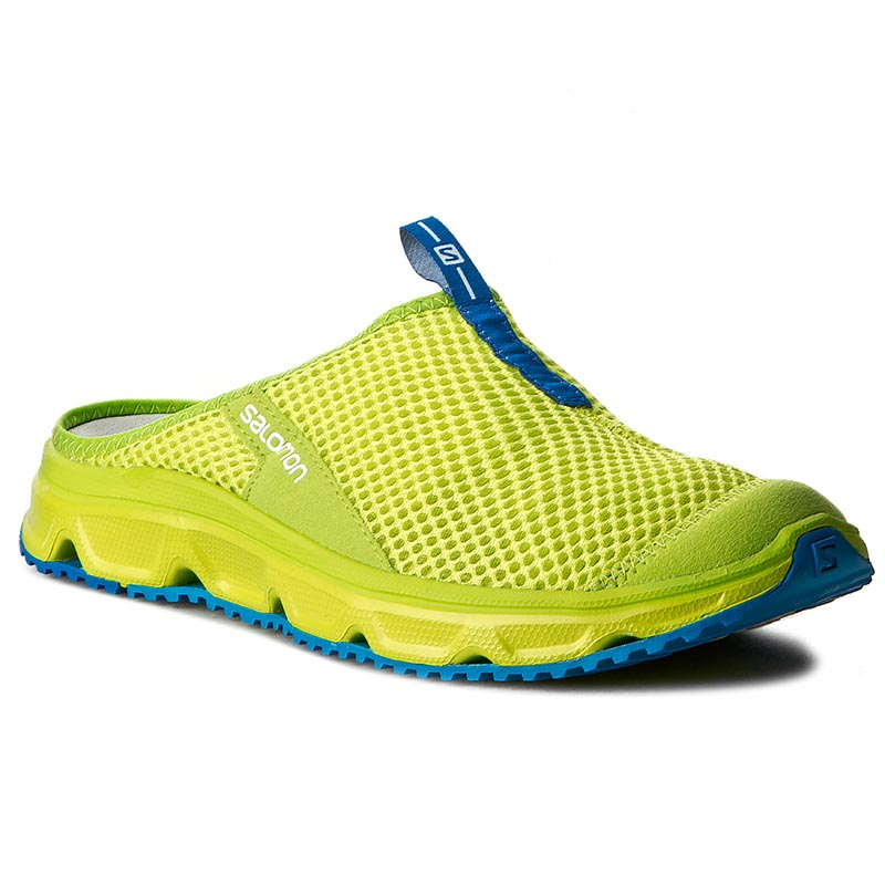 Klapki SALOMON - Rx Slide 3.0 392444 27 M0 Lime Punch./Lime Punch./Cloisonne