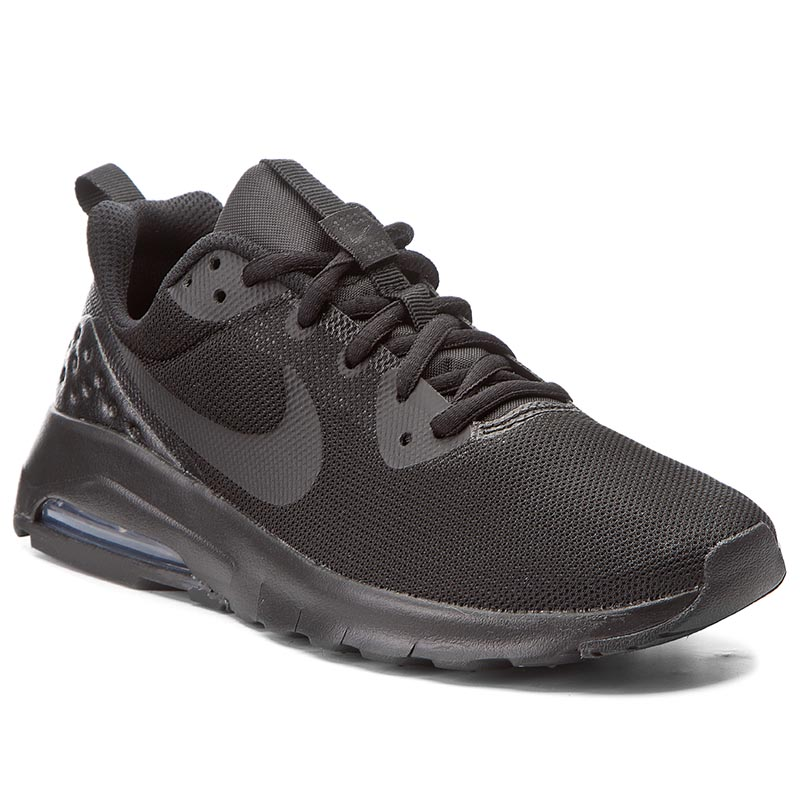 Buty NIKE - Air Max Motion Lw 917650 001 Black/Black