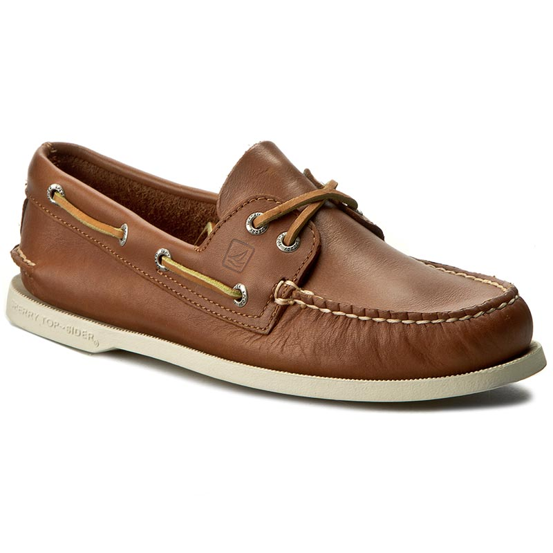 Mokasyny SPERRY - A/O 0532002 Tan