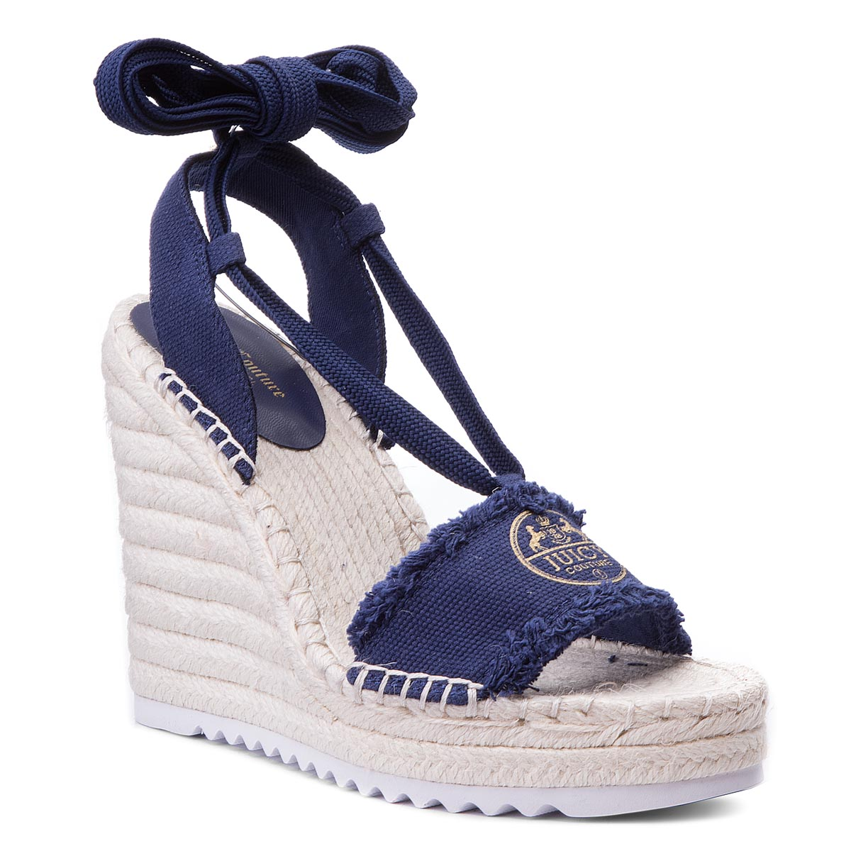 Espadryle JUICY COUTURE - Dada Heavy Canvas JB156-REL Regal