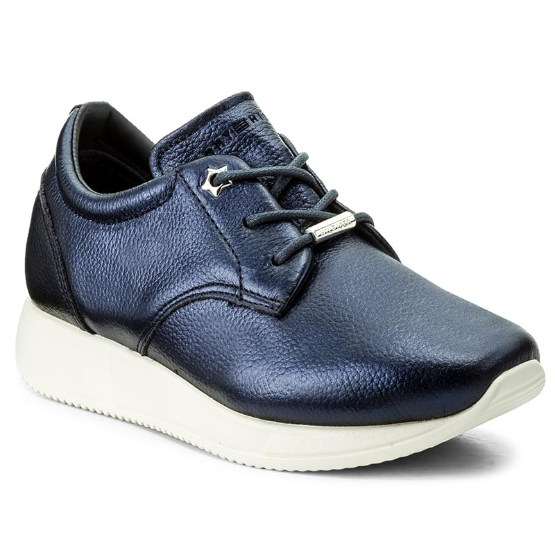 Sneakersy TOMMY HILFIGER - Samantaha 5Z1 FW0FW01854 Midnight 403