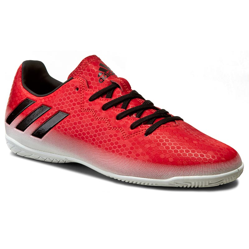 Buty adidas - Messi 16.4 In J BA9026 Red/Cblack/Ftwwht