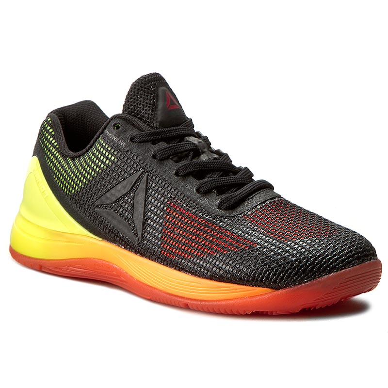 Buty Reebok - Crossfit Nano 7.0 B BD2830 Vitamic C/Yellow/Blk/Lead