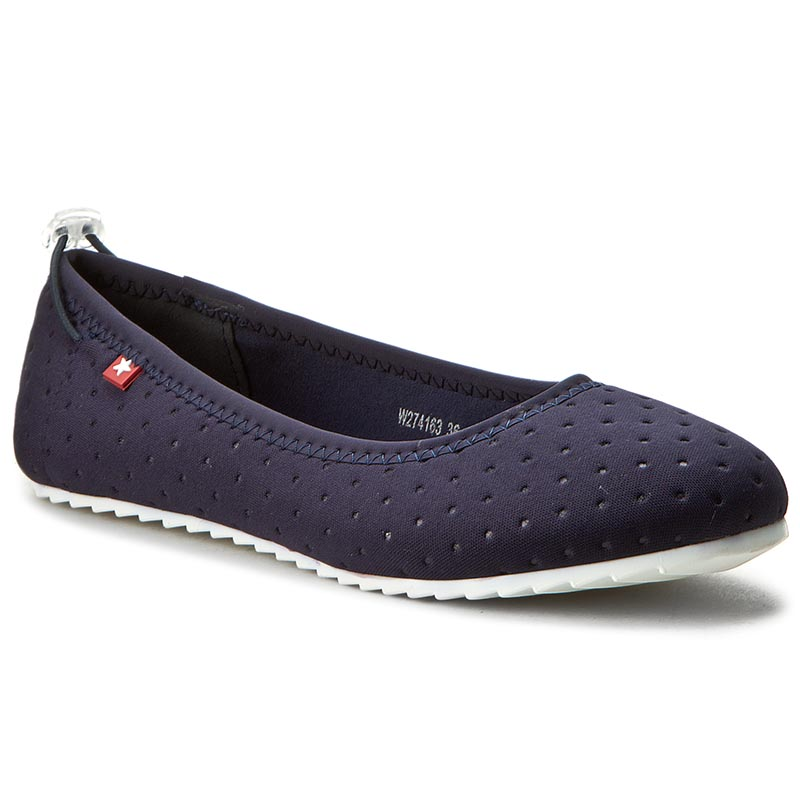 Baleriny BIG STAR - W274163 Navy