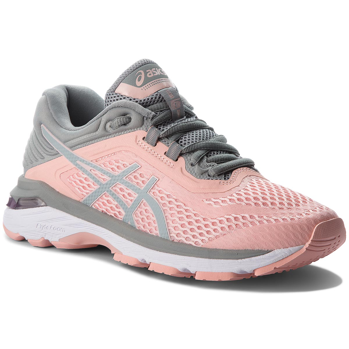 Buty ASICS - GT-2000 6 T855N Frosted Rose/Stone Grey 700