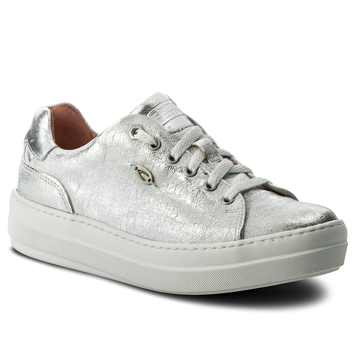 Sneakersy CAMEL ACTIVE - 849.81.01 White/Silver