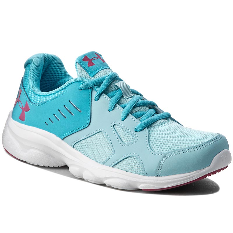 Buty UNDER ARMOUR - Ua Ggs Pace Rn 1272293-293 Opb/Isb/Tpk