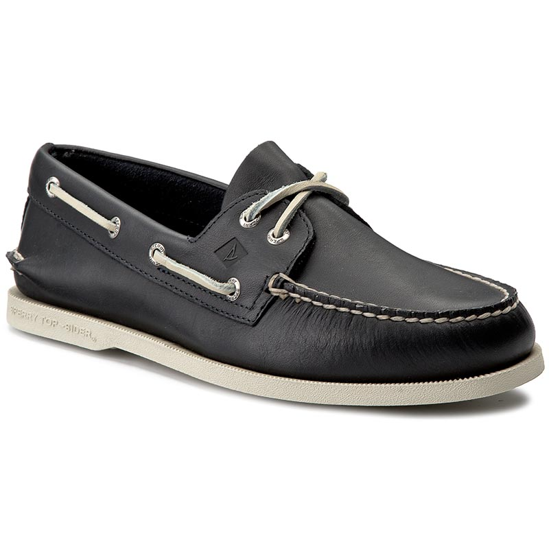 Mokasyny SPERRY - A/O 2 Eye STS10405 Navy