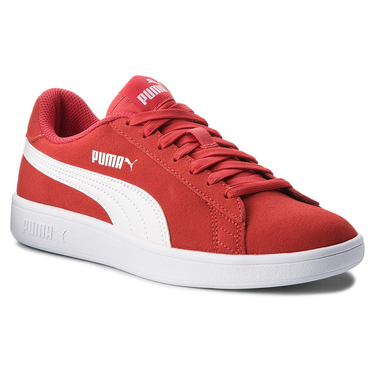 Sneakersy PUMA - Smash V2 364989 18 Ribbon Red/Puma White