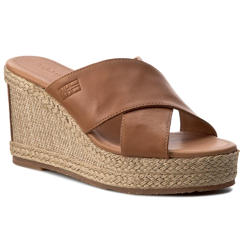 Espadryle NAPAPIJRI - Esther 14761773 Tan N44