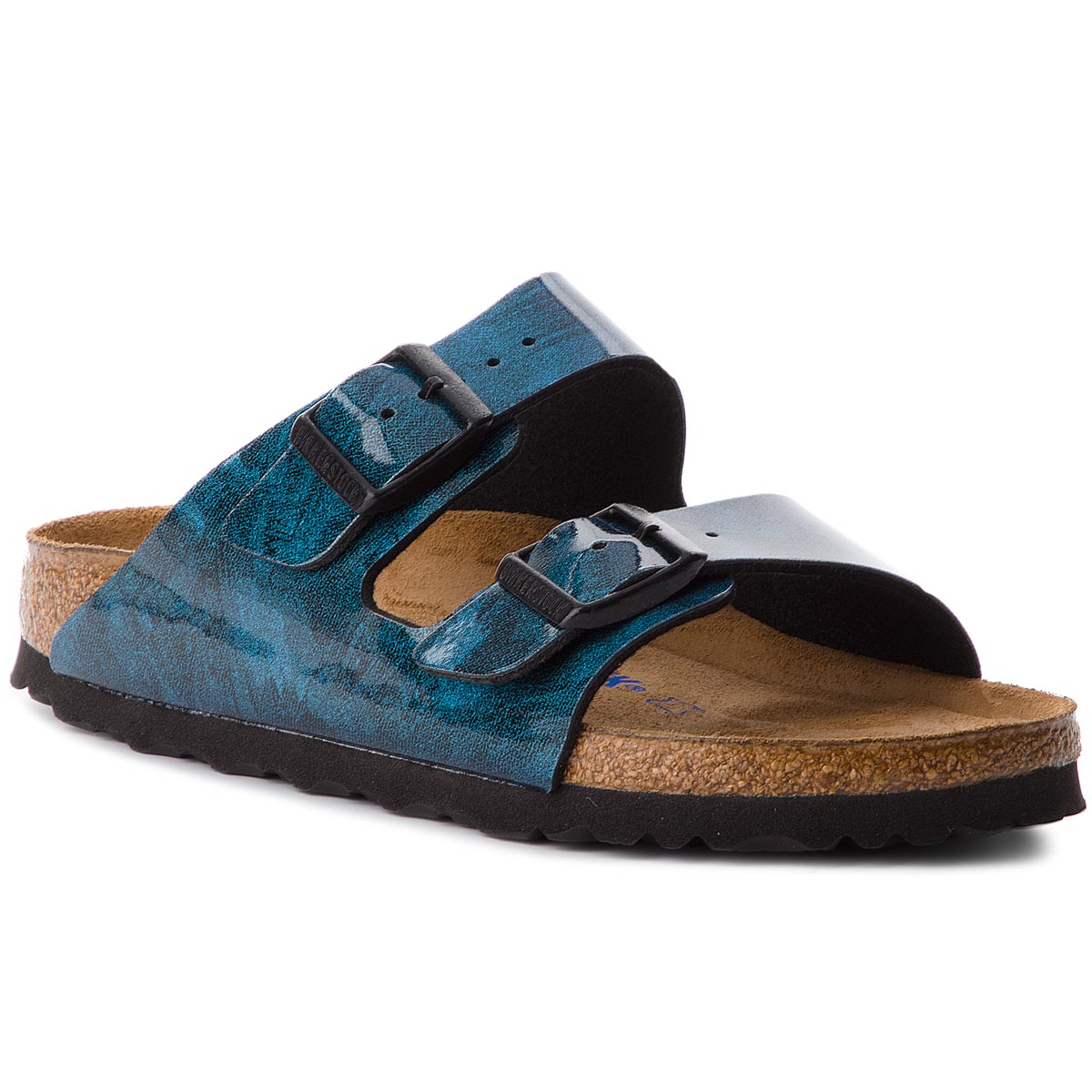 Klapki BIRKENSTOCK - Arizona Bs 1011137 Strong Blue