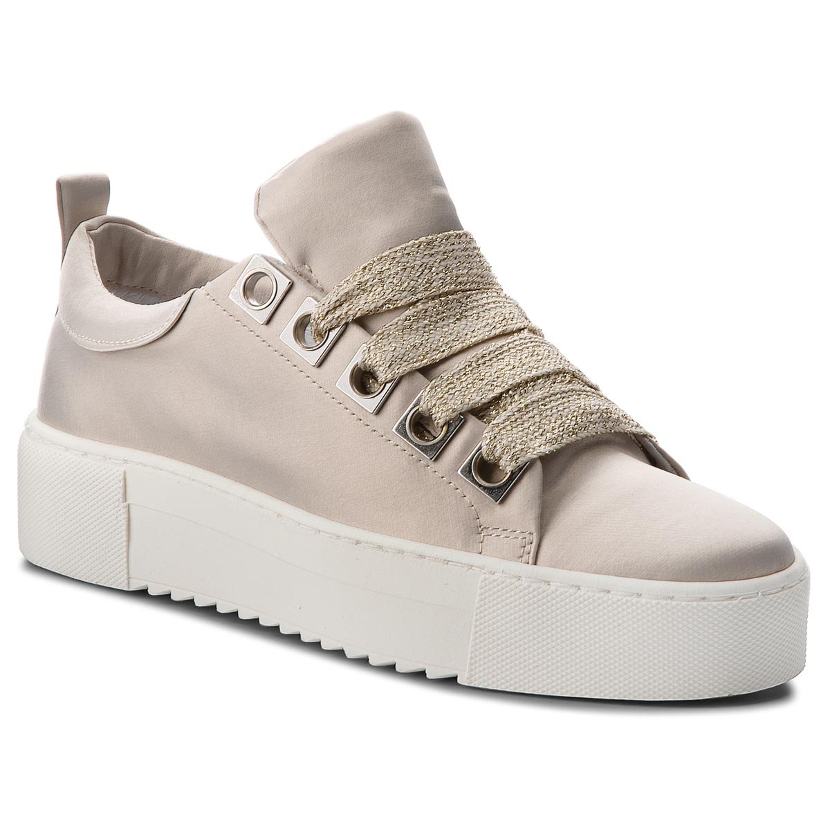 Sneakersy BRONX - 66121-A BX 1483 Champagne 2207