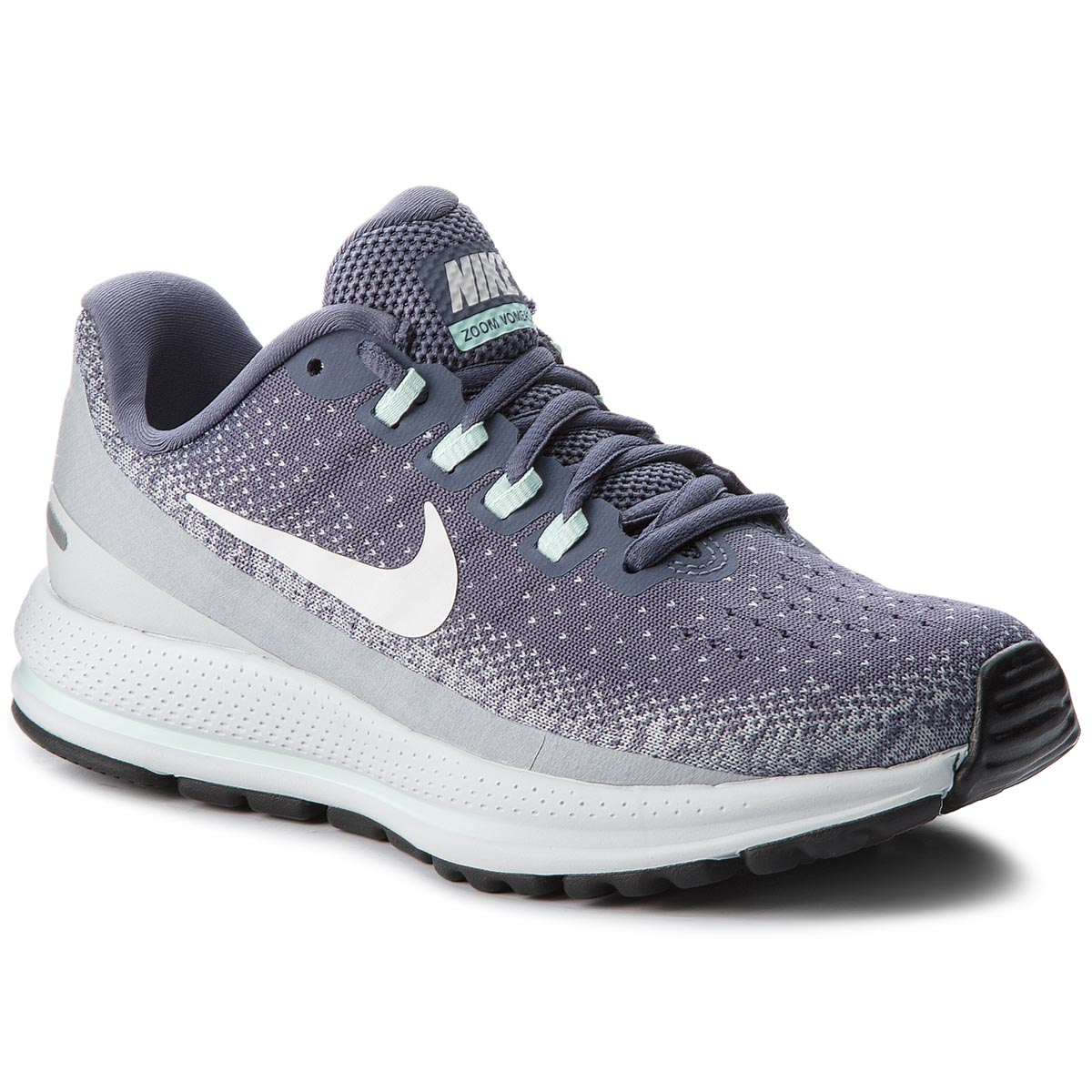 Buty NIKE - Air Zoom Vomero 13 922909 002  Light Carbon/Summit White