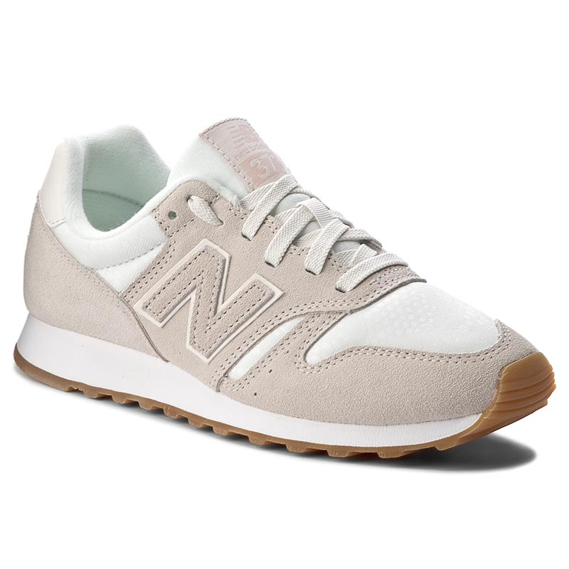 Sneakersy NEW BALANCE - WL373CR Beżowy