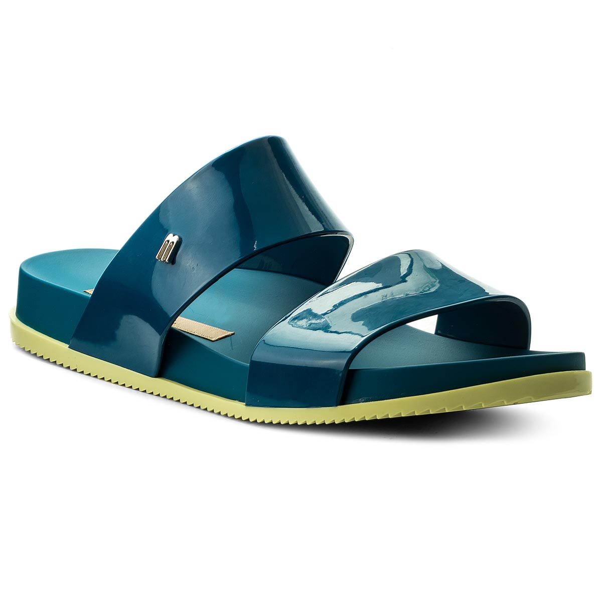 Klapki MELISSA - Cosmic Ad 31613 Blue/Yellow 50540