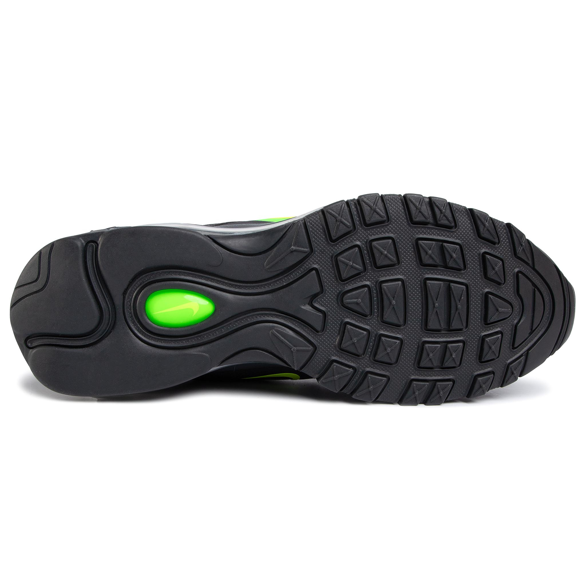 Buty NIKE - Air Max 97 CT2205 002 Anthracite/Volt/Electric Green