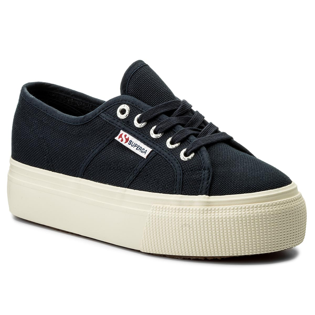 Tenisówki SUPERGA - 2790 Acotw Linea Up And Down S0001L0 Navy 933