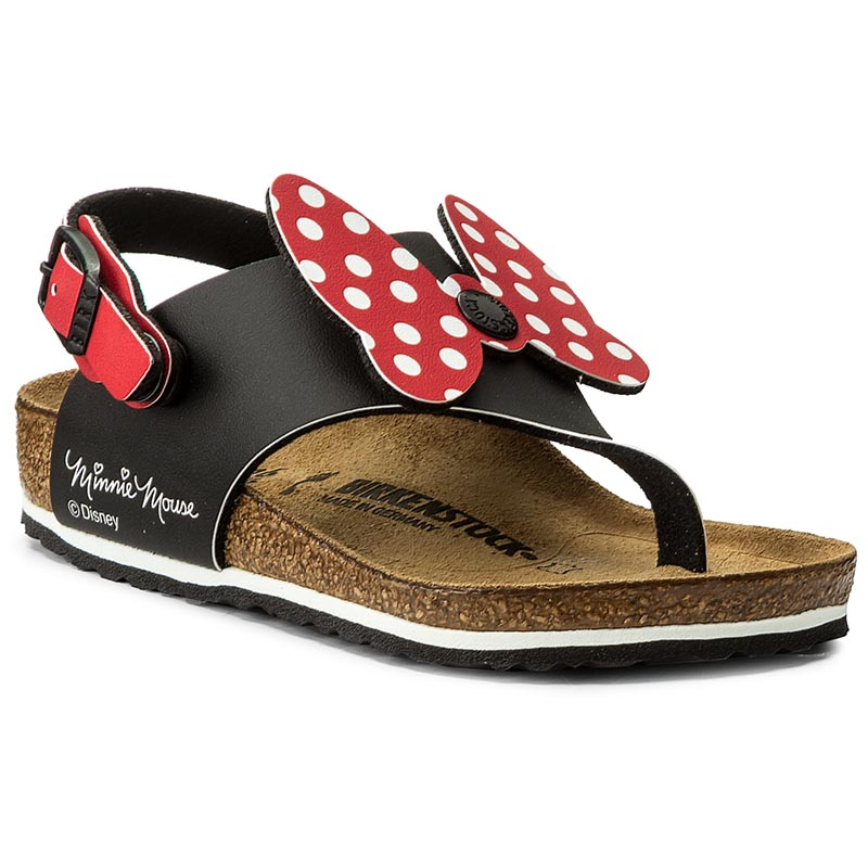 Japonki BIRKENSTOCK - Sumatra Minnie Kids 0103603 Minnie Ribbon