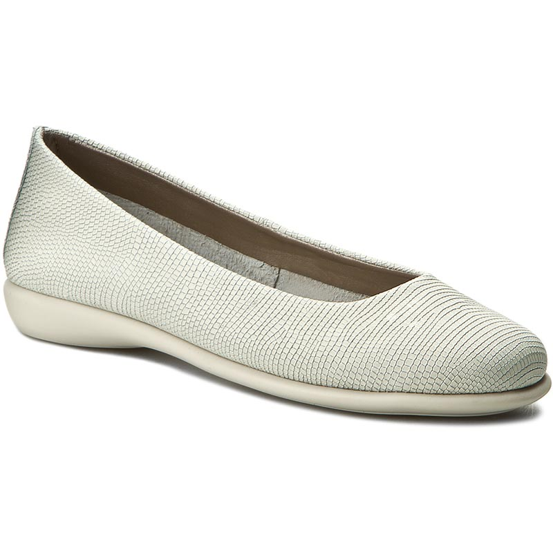 Baleriny THE FLEXX - Miss Plain 9102/184 White