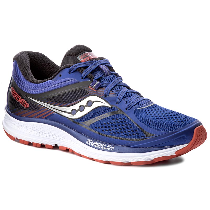 Buty SAUCONY - Guide 10 S20350-7 Blu/Org