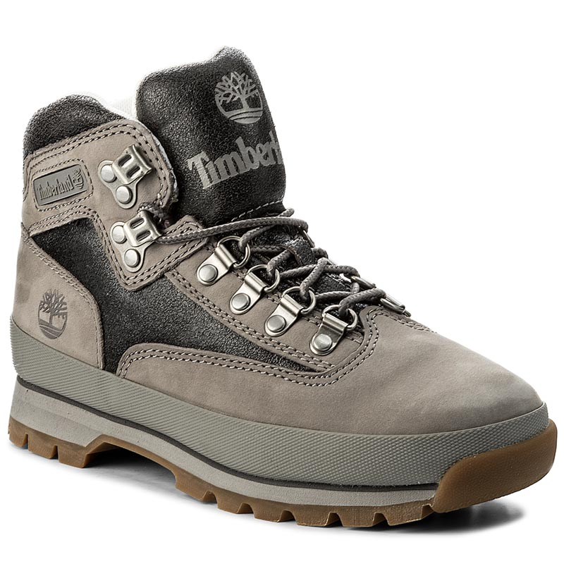 Trapery TIMBERLAND - Euro Hiker Leather A1GND Steeple Grey