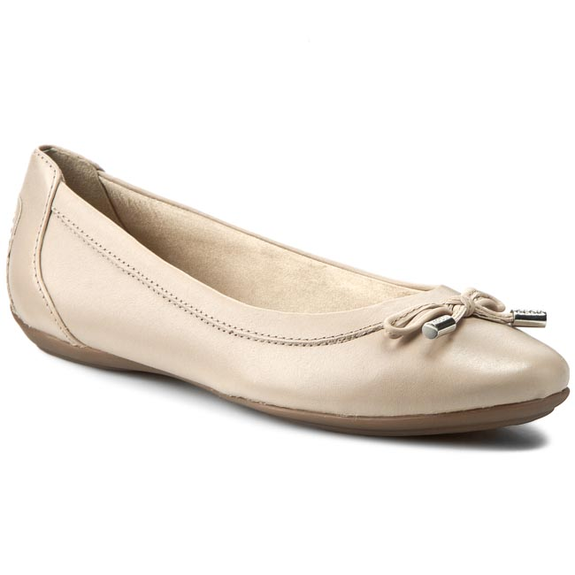 Baleriny GEOX - D Charlene A D32Y7A 00043 C6738 Lt Taupe