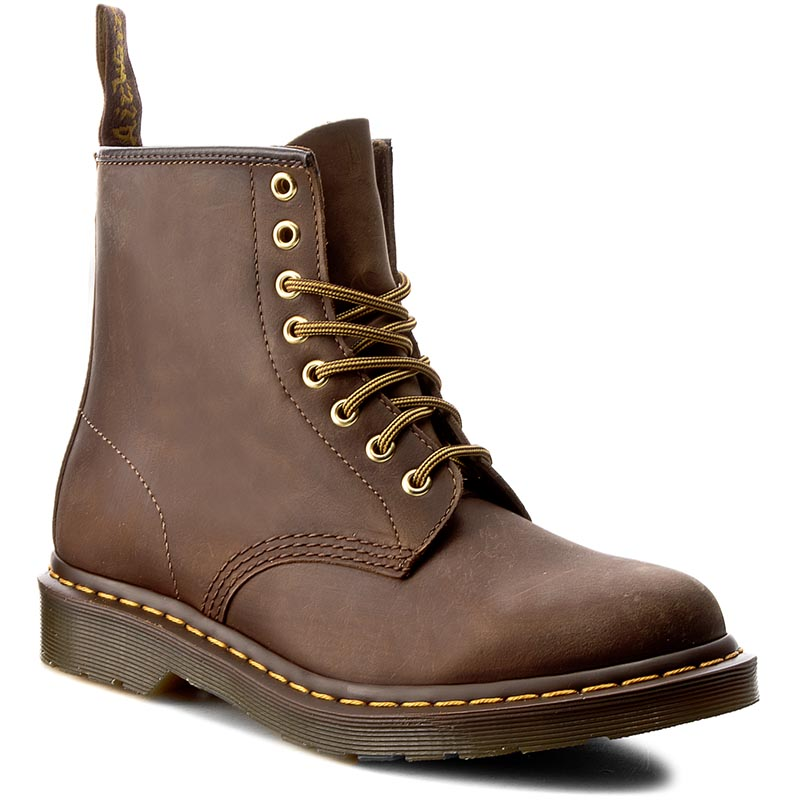 Glany DR. MARTENS - 1460 11822200 Aztec Brun Clair