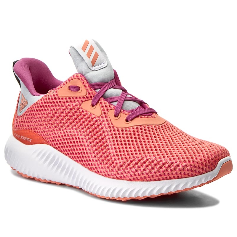Buty adidas - Alphabounce J BY3433 Bahmag/Sunglo/Clegre
