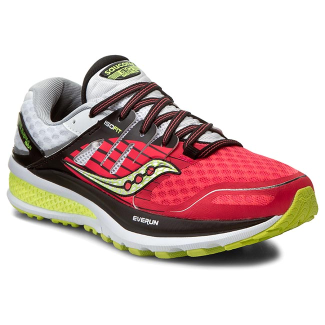Buty SAUCONY - Triumph Iso 2 S10290-3 Cor/Sil