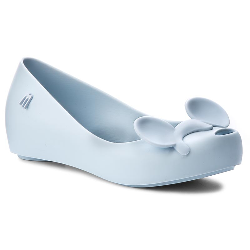 Baleriny MELISSA - Ultragirl + Minnie II Inf 31929 Frosted Blue 01484