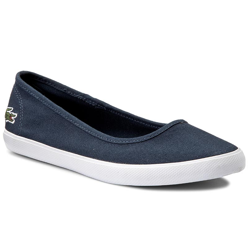 Tenisówki LACOSTE - Marthe Bl 1 Spw 7-32SPW0143003 Nvy