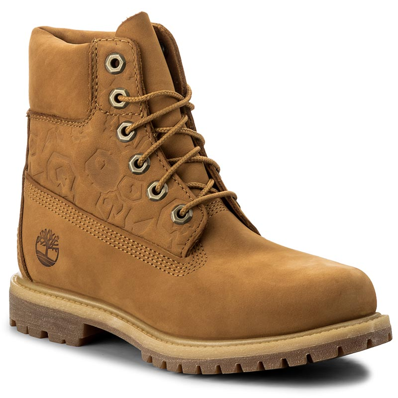 Trapery TIMBERLAND - 6In Premium Boot W A1K3N Wheat