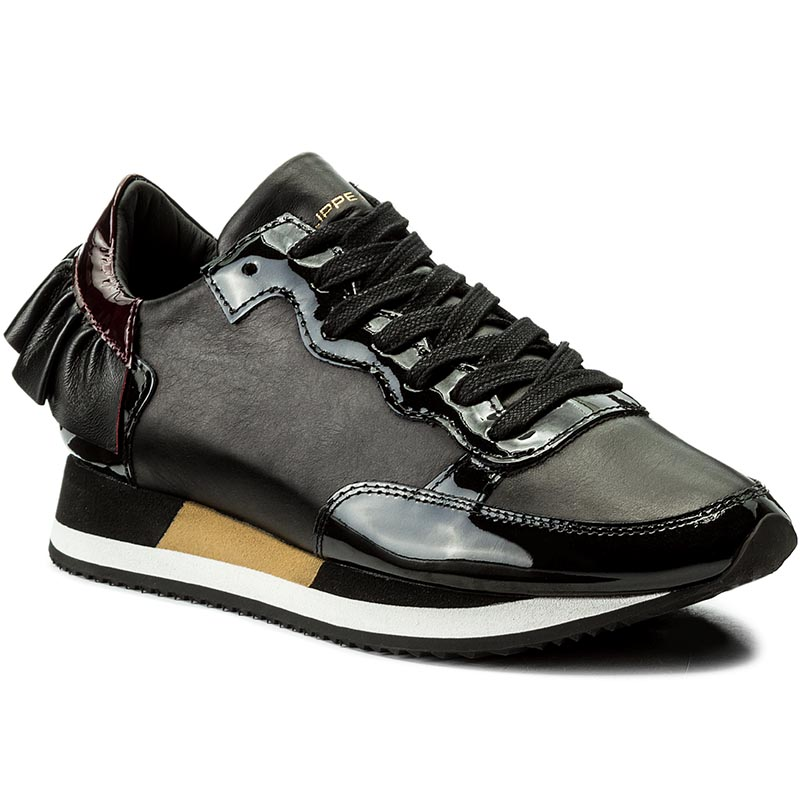 Sneakersy PHILIPPE MODEL - Etoile TBLD IT04 Rouge Noir