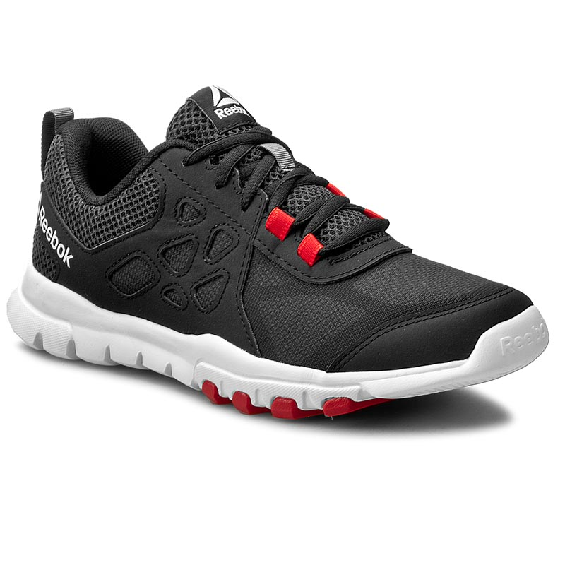 Buty Reebok - Sublite Train 4.0 AR3395 Black/Grey/Riotred/White