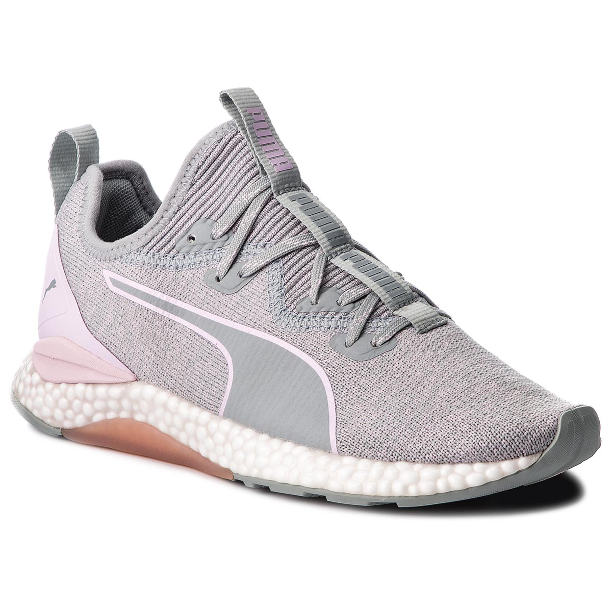 Buty PUMA - Hybrid Runner 191112 04 Quarry/Winsome Orchid
