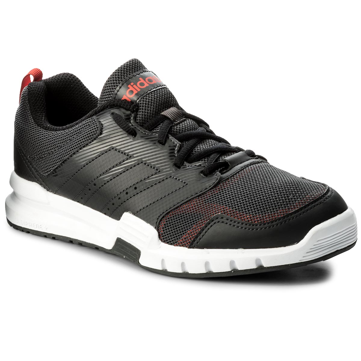 Buty adidas - Essential Star 3 M CG3512 Carbon/Cblack/Hirere