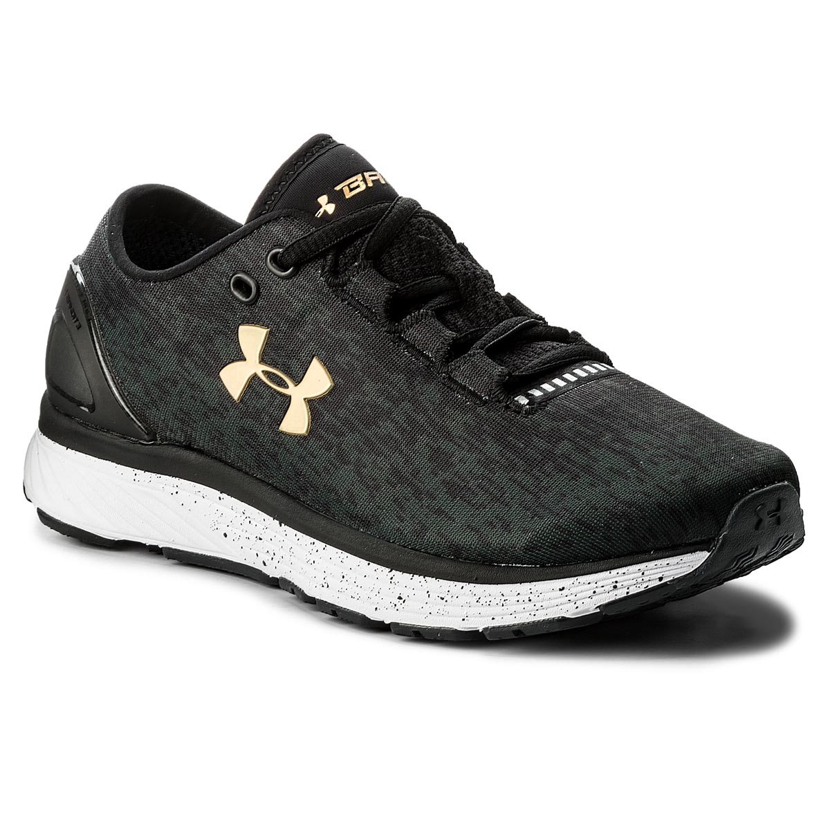 Buty UNDER ARMOUR - Ua W Charged Bandit 3 Ombre 3020120-001 Blk