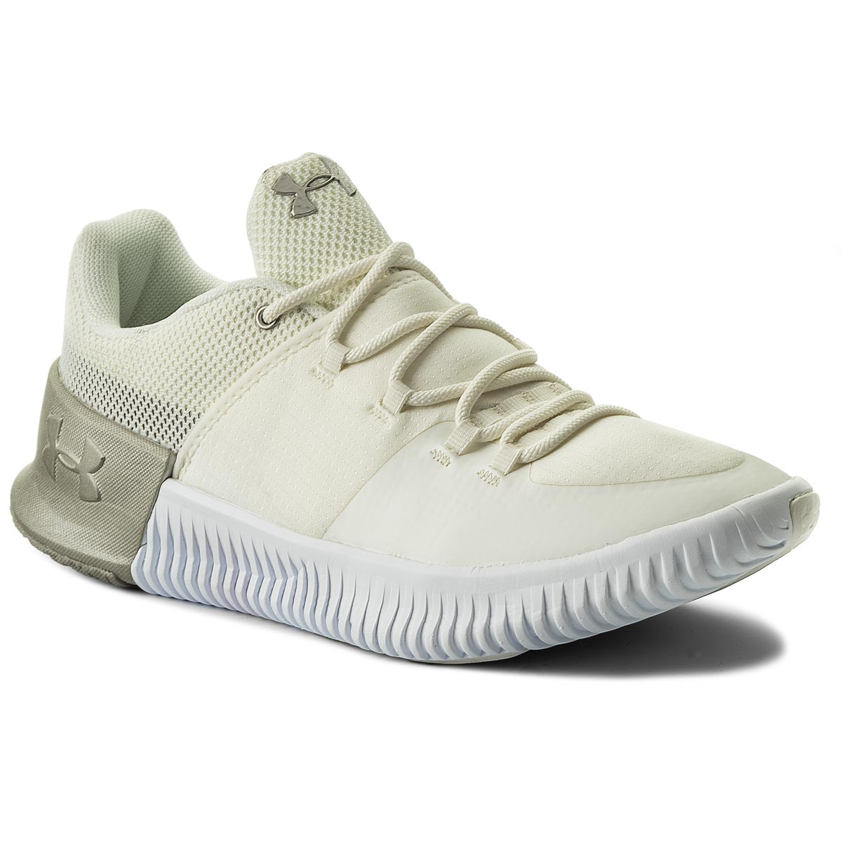 Buty UNDER ARMOUR - Ua W Ultimate Speed 3019908-100 Wht