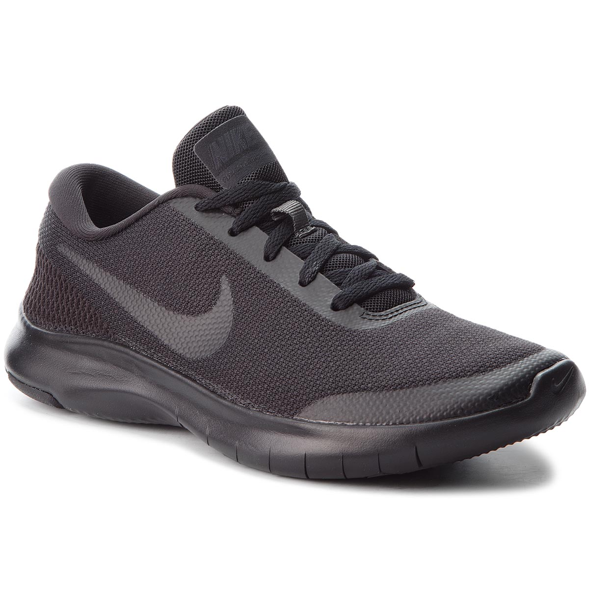 Buty NIKE - Flex Experience Rn 7 908996 002 Black/Black/Anthracite
