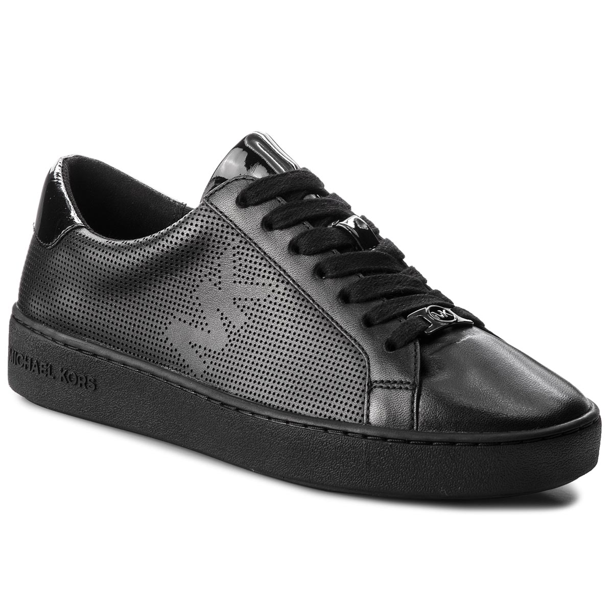 Sneakersy MICHAEL MICHAEL KORS - Irving Lace Up 43T7IRFS1L Black