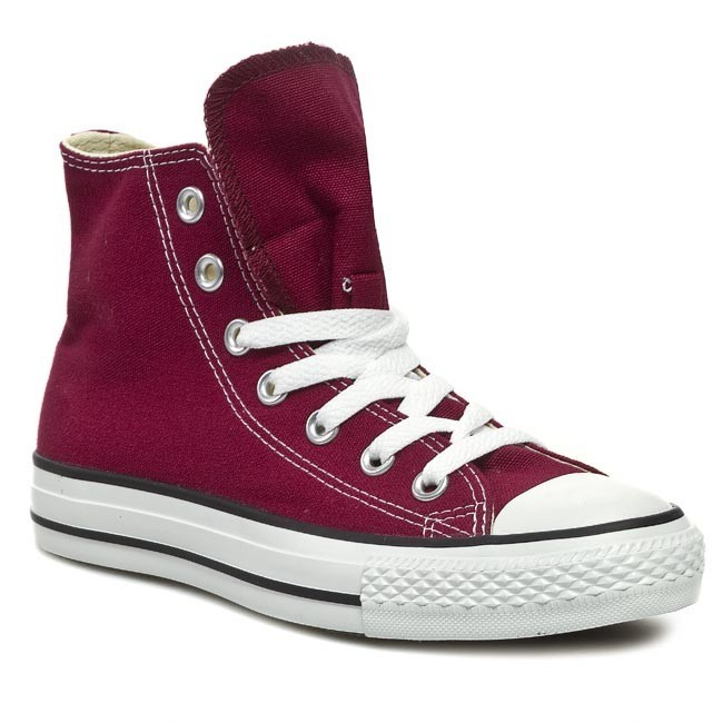 Trampki CONVERSE - All Star Hi Maroon M9613 Bordo