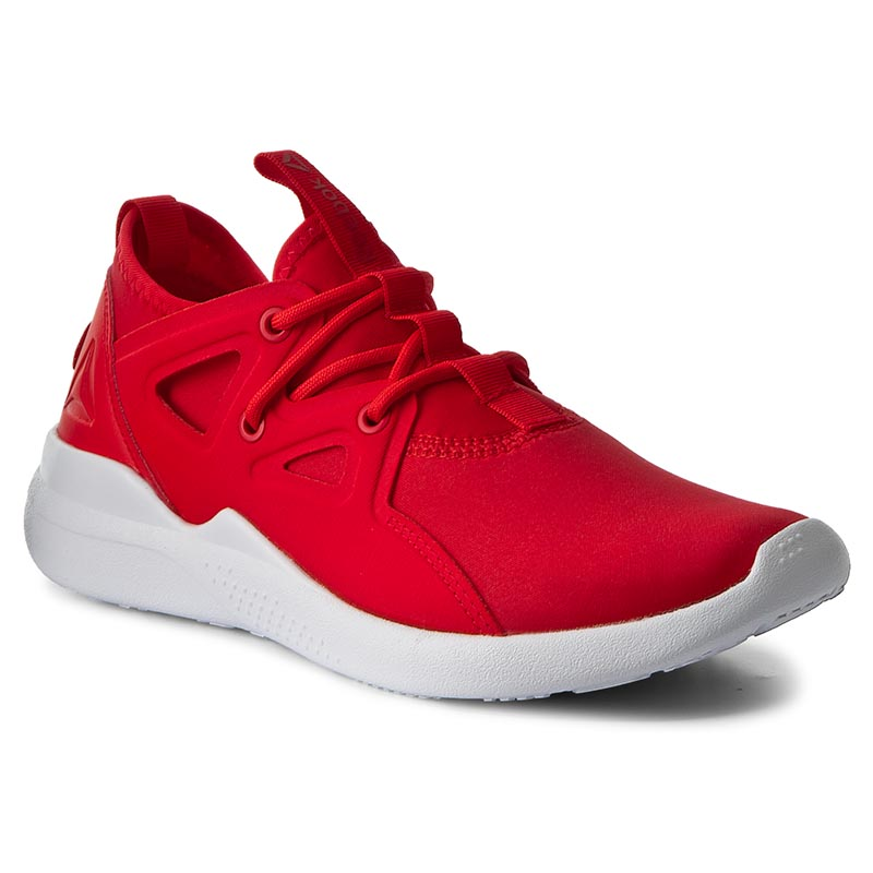 Buty Reebok - Cardio Motion BS5940 Dayglow Red/White