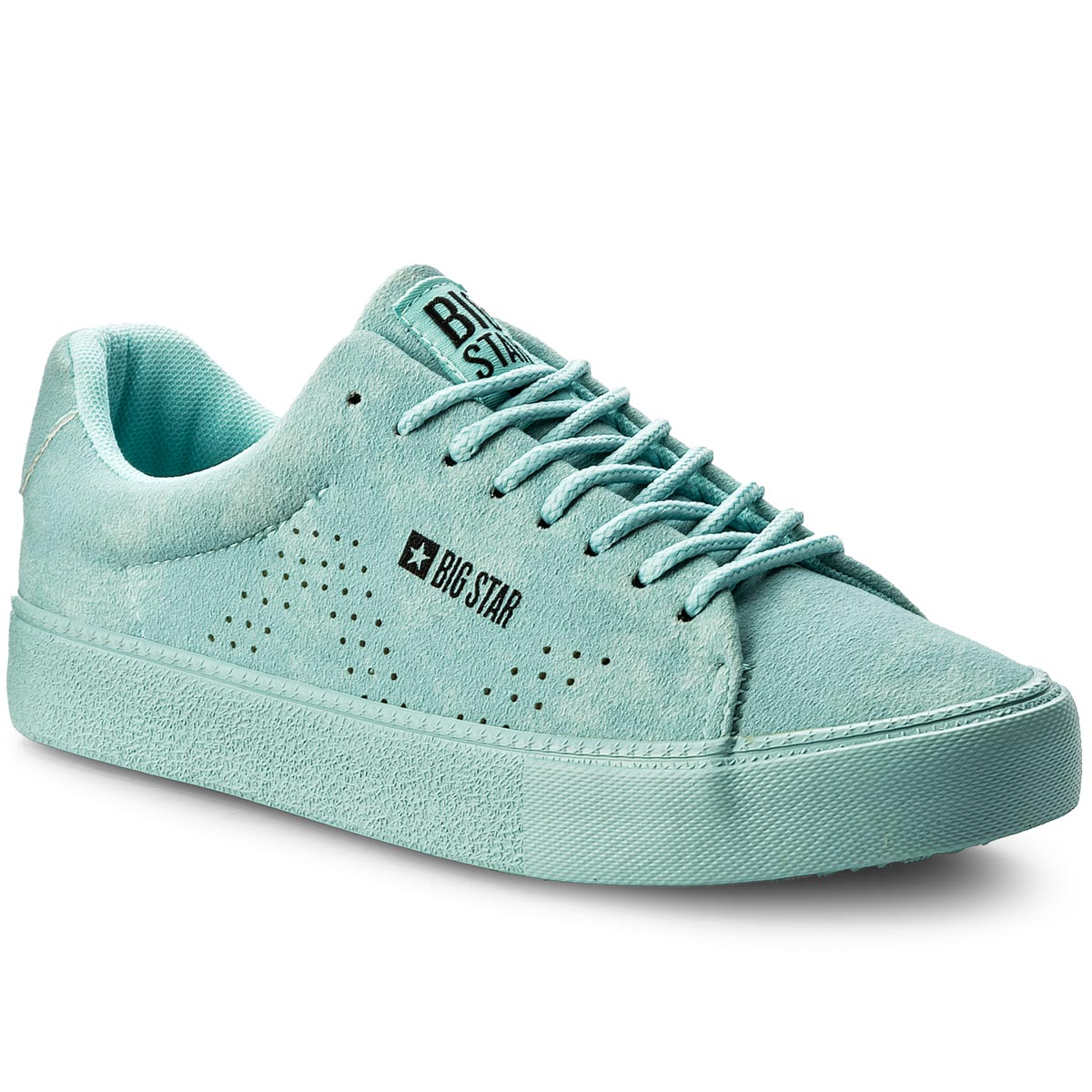 Sneakersy BIG STAR - AA274763 Green