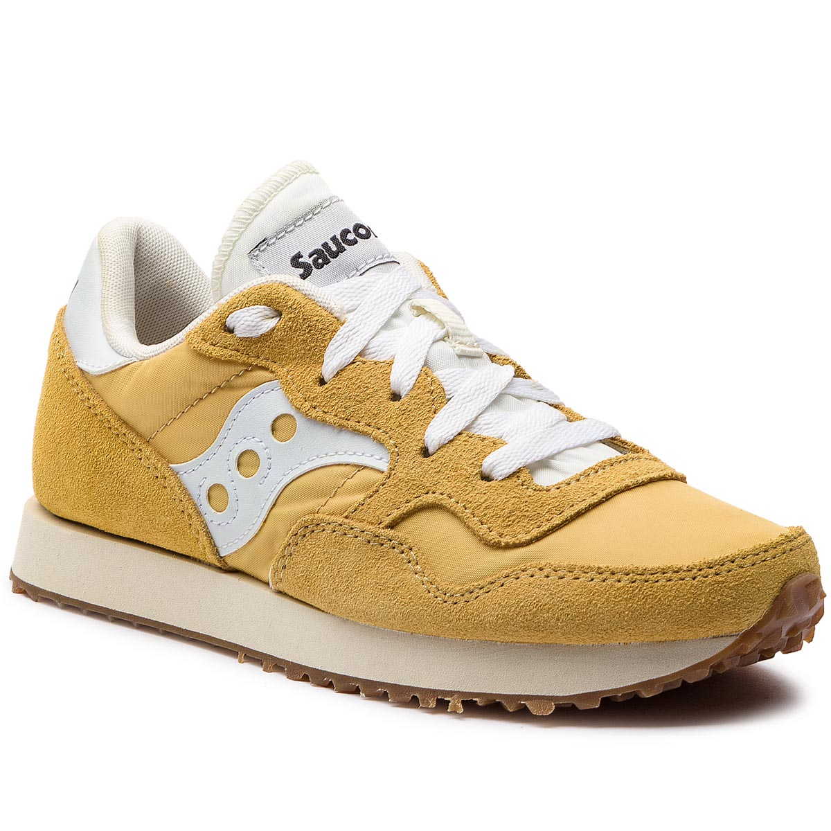 Sneakersy SAUCONY - Dxn Trainer Vintage S60369-38 Yel/Wht