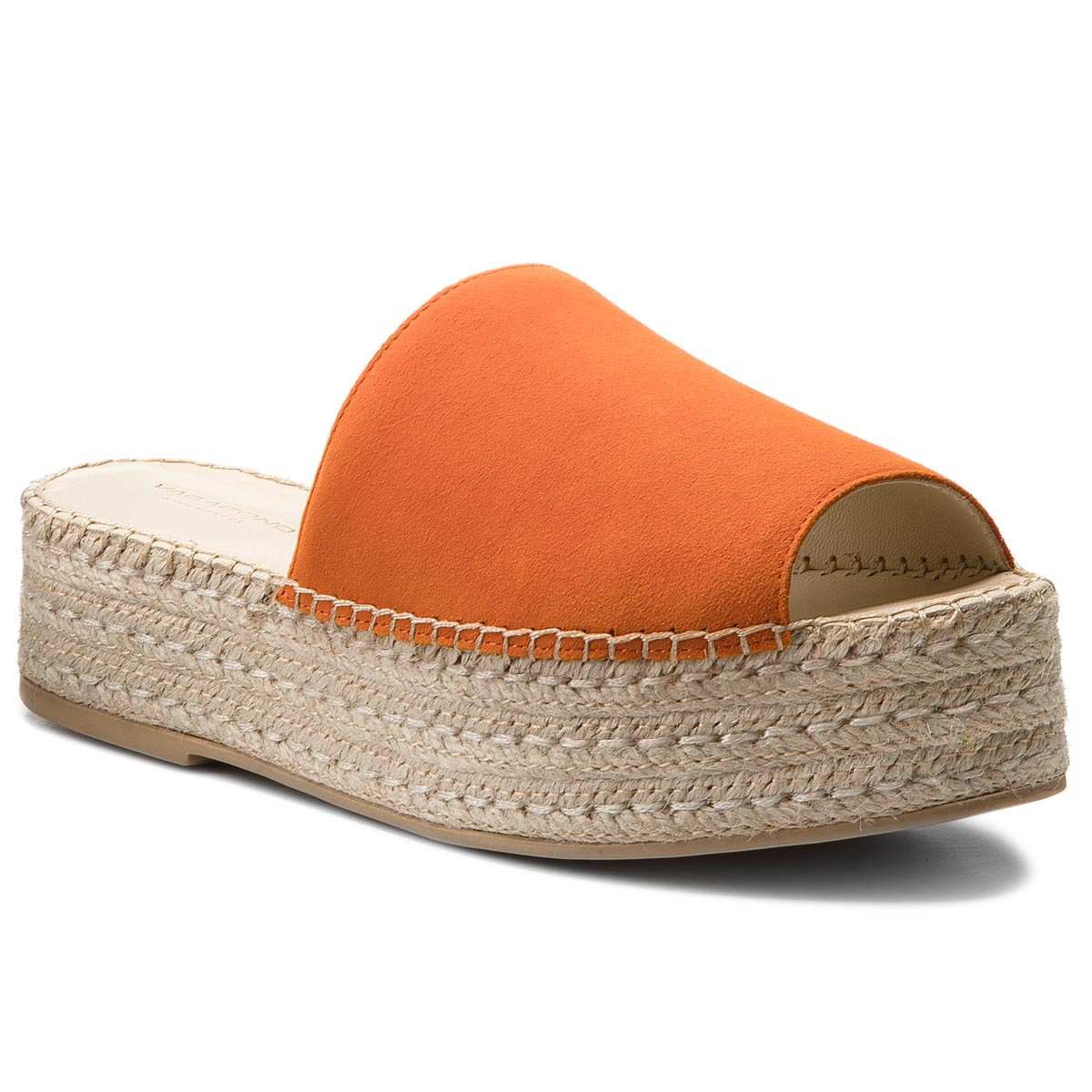 Espadryle VAGABOND - Celeste 4533-040-44 Orange
