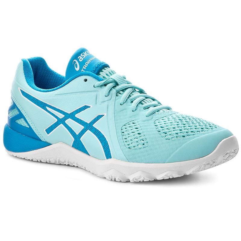 Buty ASICS - Conviction X S753N Aqua Splash/Diva Blue/White 6743