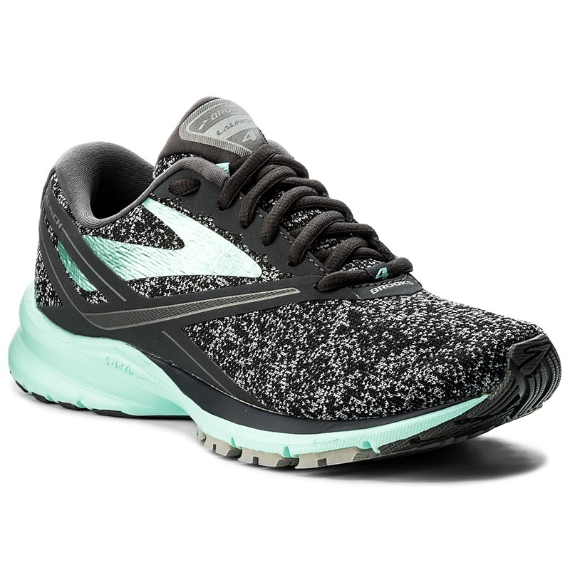 Buty BROOKS - Launch 4 120234 1B 048 Anthracite/Beach Glass/Silver