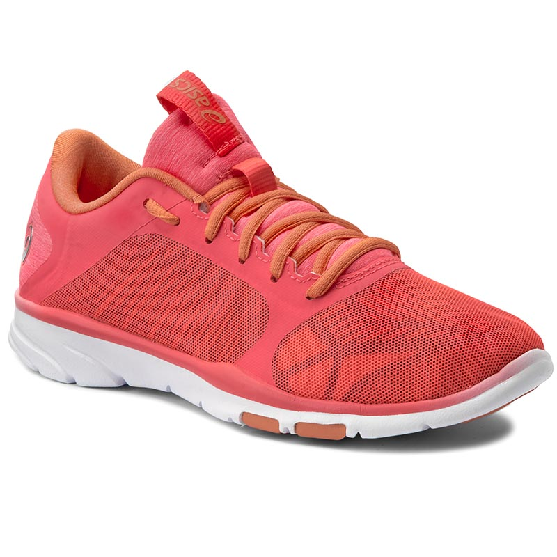 Buty ASICS - Gel-Fit Tempo 3 S752N Diva Pink/Silver/Melon 2093