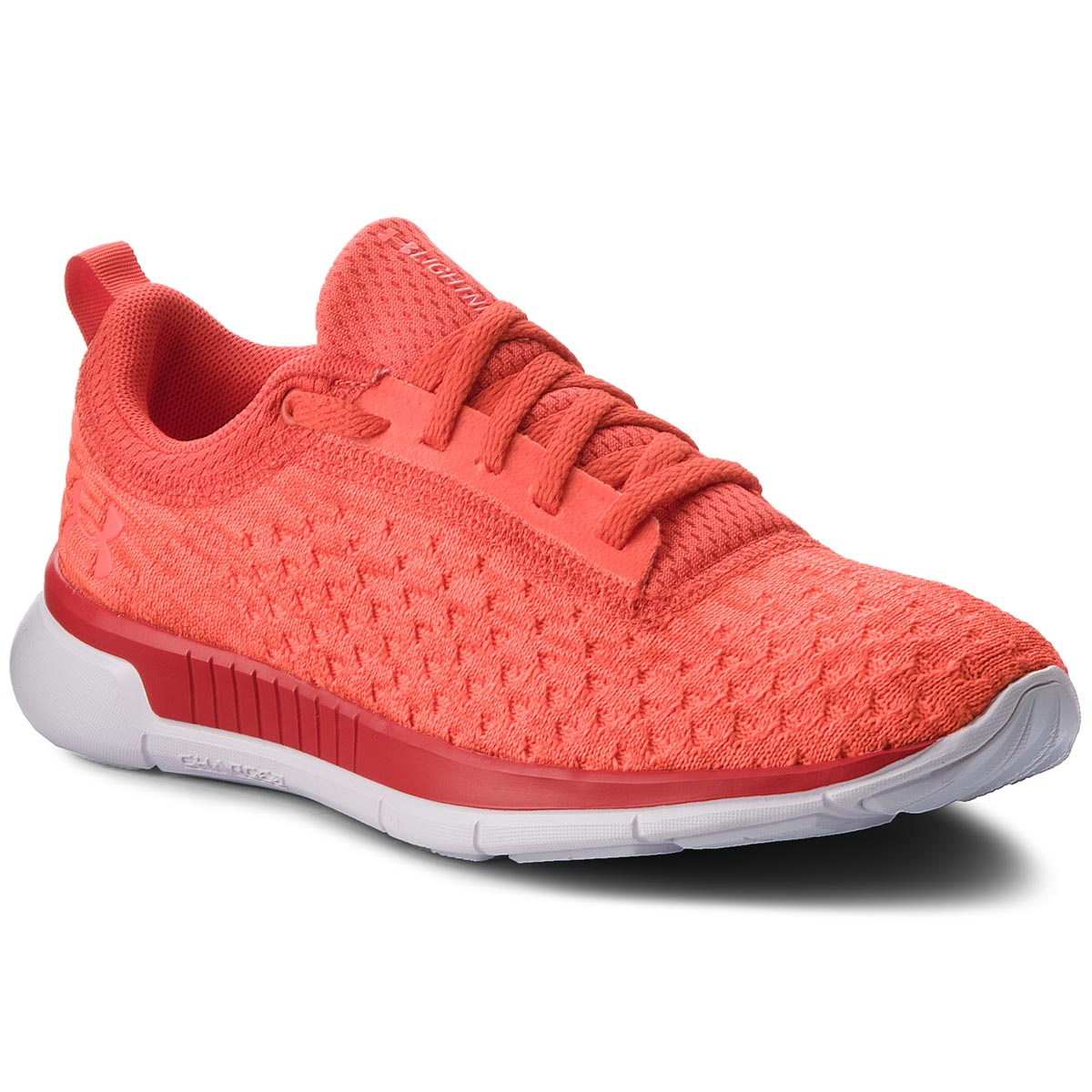 Buty UNDER ARMOUR - Ua W Lightning 2 3000103-602 Red